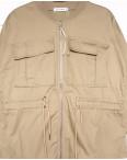 19199 Saint Wish куртка джинсовая женская бежевая весенняя коттоновая (S-2XL, 5 ед.): артикул 1104858