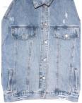 9092 Saint Wish куртка джинсовая женская синяя весенняя коттоновая (ХS-XL, 5 ед.): артикул 1104867