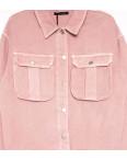 9020-2 Saint Wish куртка джинсовая женская розовая весенняя коттоновая (ХS-XL, 5 ед.): артикул 1104877