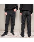 17009 (B) черные батал WVS джинсы мужские батальные черные весенние стрейчевые (36-42, 4 ед.): артикул 1104831