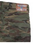 6099 R-6 Redcode джоггеры карго камуфляжные весенние стрейчевые (29-36, 8 ед.): артикул 1104984