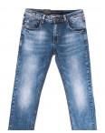 9439 God Baron джинсы мужские с теркой синие весенние стрейчевые (30-38, 8 ед.): артикул 1105466
