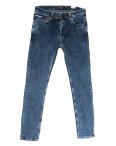 6728 Redcode джинсы мужские полубатальные синие весенние стрейчевые (32-40, 8 ед.): артикул 1105529