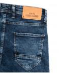 6730 Corcix джинсы мужские полубатальные синие весенние стрейчевые (32-40, 8 ед.): артикул 1105530