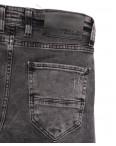 6717 Destry джинсы мужские полубатальные серые весенние стрейчевые (32-40, 8 ед.): артикул 1105535