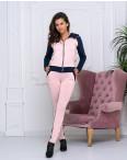 8008-01 розовый женский спортивный костюм (42-48, 4 ед.): артикул 1105895