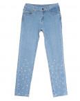 0061 Jushioumfiva джины женские стильные синие весенние стрейчевые (25-30, 6 ед.): артикул 1105978