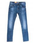 5039 Vitions джинсы мужские молодежные синие весенние стрейчевые (28-36, 8 ед.): артикул 1106235