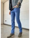 6007 Pobeda джинсы мужские синие весенние стрейчевые (29-38, 8 ед.): артикул 1105211