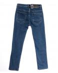 2191 Longli джинсы мужские полубатальные синие весенние стрейчевые (32-42, 8 ед.): артикул 1106560