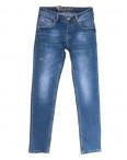 2232 Longli джинсы мужские молодежные с царапками синие весенние стрейчевые (28-36, 8 ед.): артикул 1106573