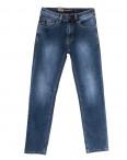 59938 Moshrck джинсы мужские полубатальные синие весенние стрейчевые (32-38, 8 ед.): артикул 1106593