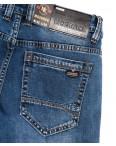 59973-1 Moshrck джинсы мужские полубатальные синие весенние стрейчевые (32-38, 8 ед.): артикул 1106597