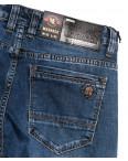 59939 Moshrck джинсы мужские полубатальные синие весенние стрейчевые (32-38, 8 ед.): артикул 1106599