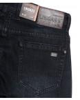 0642-А Likgass джинсы мужские полубатальные черные весенние стрейчевые (32-38, 8 ед.): артикул 1106610