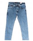 6817 Destry джинсы мужские с царапками синие весенние стрейчевые (29-36, 8 ед.): артикул 1106652