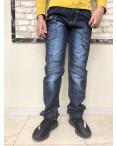 0132-02-06 Sevilla джинсы на мальчика синие весенние коттоновые (30-35, 6 ед.): артикул 1106498