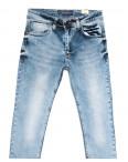 6776 Redcode джинсы мужские с царапками синие весенние стрейчевые (29-36, 8 ед.): артикул 1108723