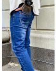 19108 Metod&Ren джинсы мужские молодежные синие весенние стрейчевые (28-36, 8 ед.): артикул 1109216