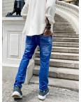 0913 Bullmad джинсы мужские синие весенние котоновые (30-38, 8 ед.): артикул 1109214