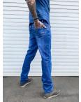 1112 Gildedfish джинсы мужские полубатальные синие весенние стрейчевые (32-38, 8 ед.): артикул 1109215