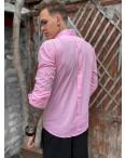 Розовая мужская рубашка Afish 1465-1: артикул 1110655
