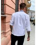 Белая мужская рубашка Afish 1464-1: артикул 1110651