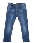 9428 Baron джинсы мужские полубатальные синие весенние стрейчевые (33-38, 8 ед.): артикул 1110074