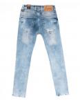 6853 Redcode джинсы мужские синие весенние стрейчевые (29-36, 8 ед.): артикул 1110121