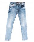 6851 Corcix джинсы мужские c царапками синие весенние стрейчевые (29-36, 8 ед.): артикул 1110124