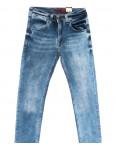 6795 Corcix джинсы мужские c царапками синие весенние стрейчевые (29-36, 8 ед.): артикул 1110128