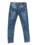 6713 Corcix джинсы мужские c царапками синие весенние стрейчевые (29-36, 8 ед.): артикул 1110129