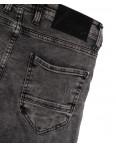 6943 Redcode джинсы мужские полубатальные с царапками серые весенние стрейчевые (32-40, 8 ед.): артикул 1110256
