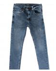 6879 Fashion red джинсы мужские с царапками синие весенние стрейчевые (29-36, 8 ед.): артикул 1110259