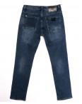 03777 (03-777) Reigouse джинсы мужские полубатальные синие осенние стрейчевые (32-38, 8 ед.): артикул 1112953