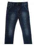 04777 (04-777) Reigouse джинсы мужские полубатальные синие осенние стрейчевые (32-38, 8 ед.): артикул 1112954