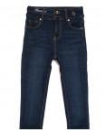 0589 New Jeans американка на флисе синяя зимняя стрейчевая (25-30, 6 ед.): артикул 1113815