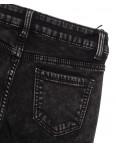 0578 New Jeans американка на флисе темно-серая зимняя стрейчевая (25-30, 6 ед.): артикул 1113829