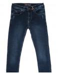 7232 Fashion Red джинсы мужские с царапками синие осенние стрейчевые (29-36, 8 ед.): артикул 1114025
