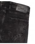7247 Fashion Red джинсы мужские на резинке с царапками серые осенние стрейчевые (29-36, 8 ед.): артикул 1114036