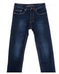66043 Pr.Minos джинсы мужские на флисе синие зимние стрейчевые (29-38, 8 ед.): артикул 1114141