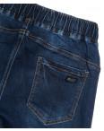 1641 Lady N джинсы женские на резинке батальные синие осенние стрейчевые (31-38, 6 ед.): артикул 1114175