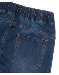 1640 Lady N джинсы женские на резинке батальные синие осенние стрейчевые (30-36, 6 ед.): артикул 1114178