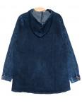 1624 Lady N куртка джинсовая женская батальная синяя осенняя стрейчевая (3XL-7XL, 6 ед.): артикул 1114183