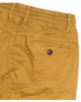 8956-14 песочные брюки карго мужские стрейчевые (5 ед. размеры: 29.30.32.34.36): артикул 1114481