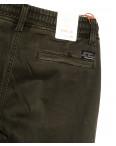 8389 Reman брюки карго мужские на флисе хаки зимние стрейчевые (29-38, 8 ед.): артикул 1115056