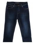 2028 Bagrbo джинсы мужские на флисе синие зимние стрейчевые (29-38, 8 ед.): артикул 1115382