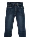 8002 Lavrs джинсы мужские молодежные на флисе синие зимние стрейчевые (28-36, 8 ед.): артикул 1115677