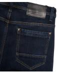 04999 T-Star джинсы мужские полубатальные на флисе темно-синие зимние стрейчевые (32-42, 8 ед.): артикул 1115727