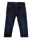 07999 T-Star джинсы мужские на флисе темно-синие зимние стрейчевые (30-40, 8 ед.): артикул 1115732